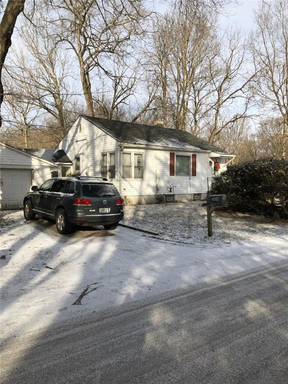 7434 Ralston Avenue, Indianapolis, IN 46240 (MLS #21619365) :: The Evelo Team