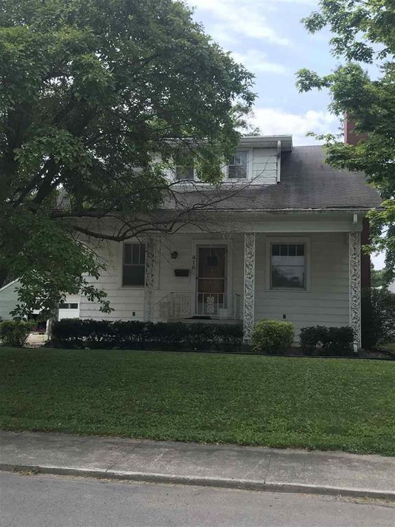 416 E Kickapoo Street, Hartford City, IN 47348 (MLS #21622081) :: The ORR Home Selling Team