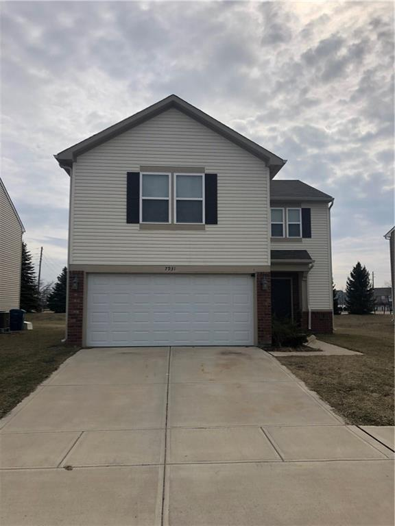 7931 Bach Drive, Indianapolis, IN 46239 (MLS #21623112) :: Mike Price Realty Team - RE/MAX Centerstone