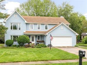 14397 Howe Drive, Carmel, IN 46032 (MLS #21623537) :: Mike Price Realty Team - RE/MAX Centerstone