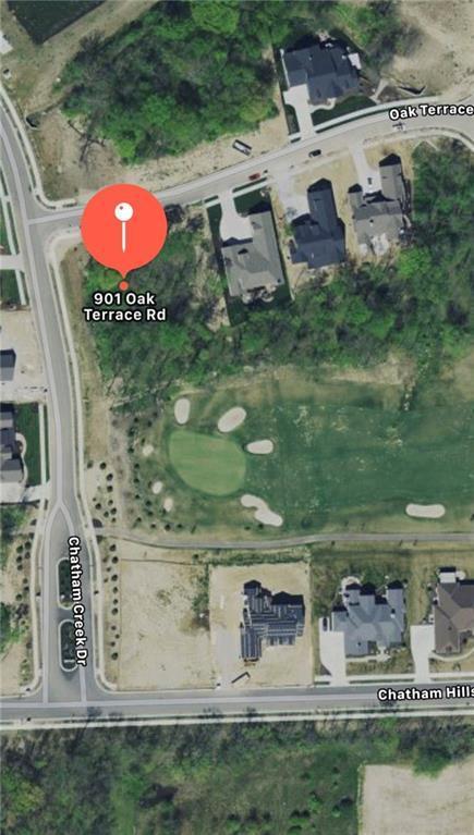 901 Oak Terrace Road, Westfield, IN 46074 (MLS #21623647) :: AR/haus Group Realty
