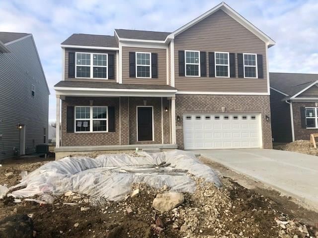 9112 Tansel Creek Drive, Indianapolis, IN 46234 (MLS #21624170) :: Mike Price Realty Team - RE/MAX Centerstone