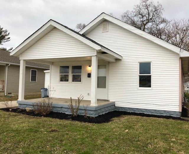 2114 Dewey Street, Anderson, IN 46016 (MLS #21625963) :: The ORR Home Selling Team