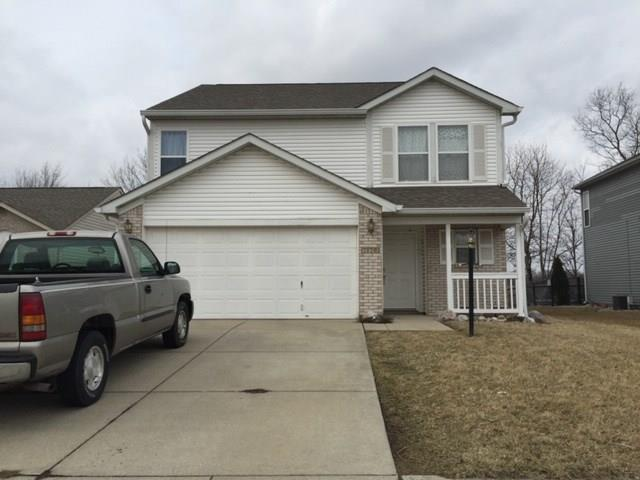1820 Austin Drive, Lebanon, IN 46052 (MLS #21626053) :: Mike Price Realty Team - RE/MAX Centerstone