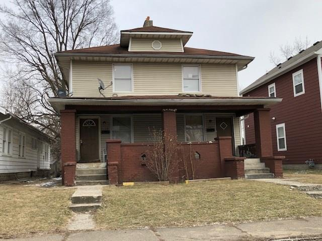 3427-3429 N Carrollton Avenue, Indianapolis, IN 46205 (MLS #21626652) :: AR/haus Group Realty