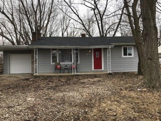 1008 S Pittenger Road, Selma, IN 47383 (MLS #21627315) :: The ORR Home Selling Team