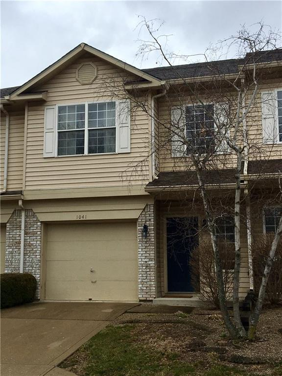 1041 Evening Shade Circle, Beech Grove, IN 46107 (MLS #21627497) :: AR/haus Group Realty