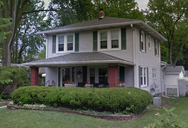 4121 Otterbein Avenue, Indianapolis, IN 46227 (MLS #21627532) :: David Brenton's Team