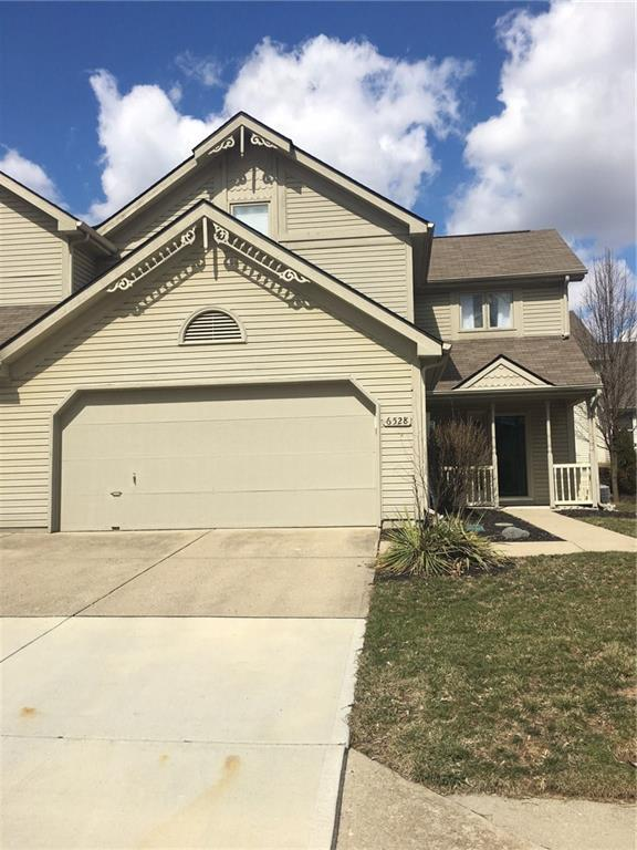 6528 Aintree Terrace, Indianapolis, IN 46250 (MLS #21627731) :: Mike Price Realty Team - RE/MAX Centerstone