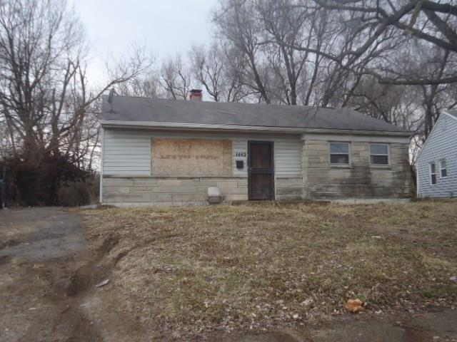 1442 W Lynn Drive, Indianapolis, IN 46202 (MLS #21628456) :: The ORR Home Selling Team