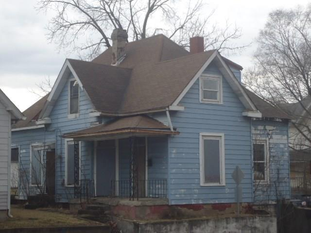 127 W 29th Street, Indianapolis, IN 46208 (MLS #21628457) :: The ORR Home Selling Team