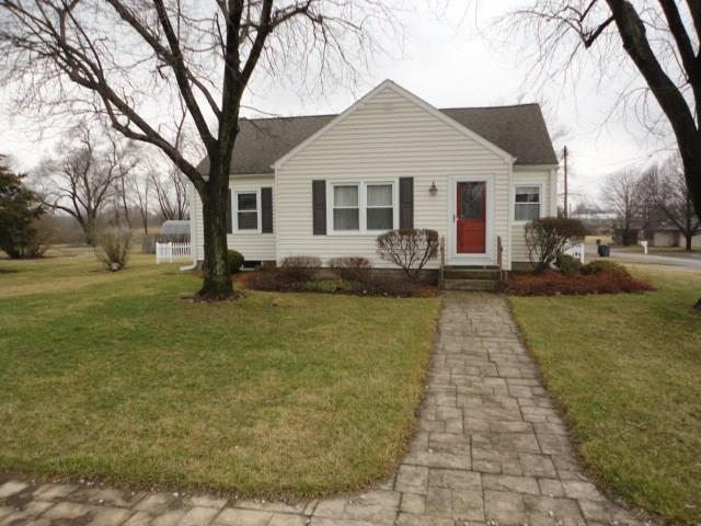 301 S Pittenger Road, Selma, IN 47383 (MLS #21628545) :: The ORR Home Selling Team