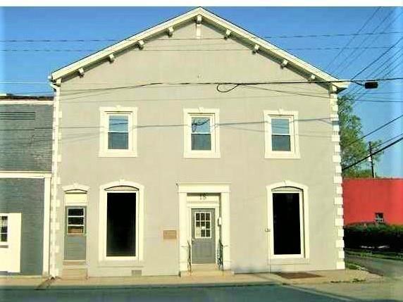 18 N Jefferson Street, Knightstown, IN 46148 (MLS #21628572) :: The ORR Home Selling Team