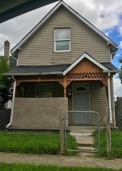 917 S State Avenue, Indianapolis, IN 46203 (MLS #21630253) :: Richwine Elite Group
