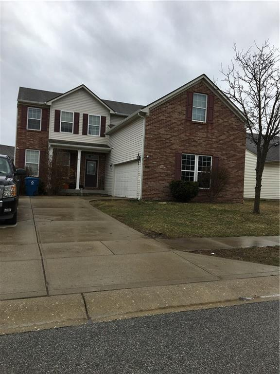 2526 Thorney Wood Lane, Indianapolis, IN 46239 (MLS #21630496) :: Mike Price Realty Team - RE/MAX Centerstone