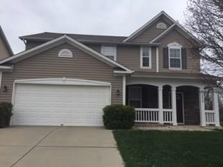 5840 Long Lake Lane, Indianapolis, IN 46235 (MLS #21631297) :: Mike Price Realty Team - RE/MAX Centerstone