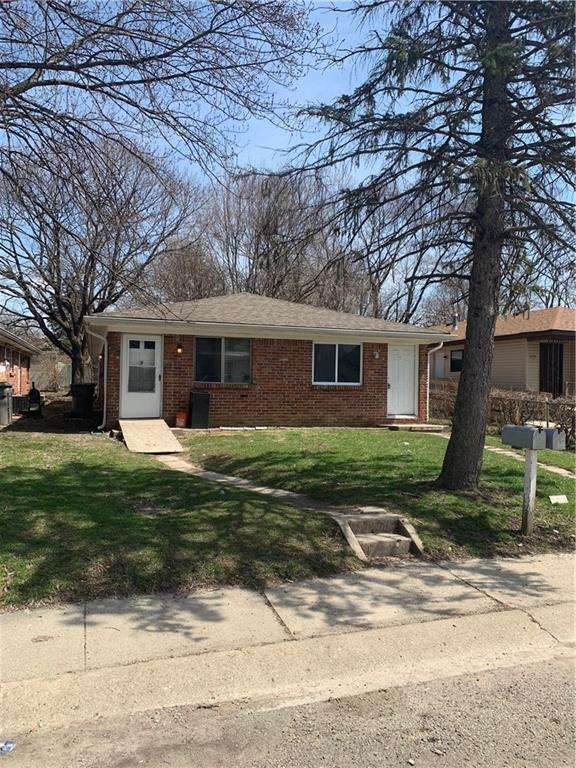 2157 N Spencer Avenue, Indianapolis, IN 46218 (MLS #21631625) :: Mike Price Realty Team - RE/MAX Centerstone
