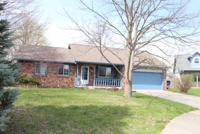 240 Lori Ann Drive, Whiteland, IN 46184 (MLS #21632985) :: The Indy Property Source