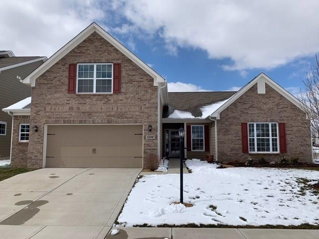 6222 Silver Leaf Drive, Zionsville, IN 46077 (MLS #21633217) :: AR/haus Group Realty
