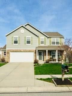 1135 Northcliffe Drive, Avon, IN 46123 (MLS #21633791) :: Mike Price Realty Team - RE/MAX Centerstone