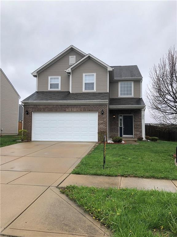 1265 Fiesta Drive, Franklin, IN 46131 (MLS #21633799) :: David Brenton's Team