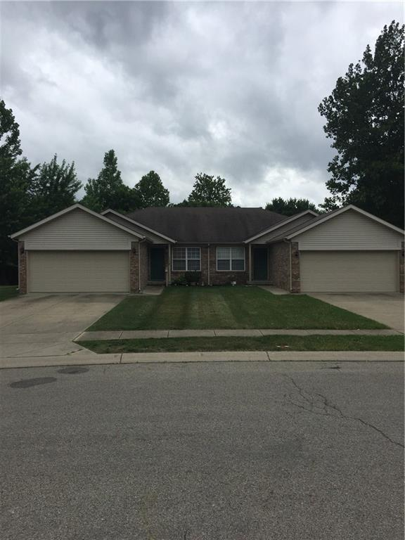 2133/2137 Galaxy Dr., Franklin, IN 46131 (MLS #21634981) :: David Brenton's Team