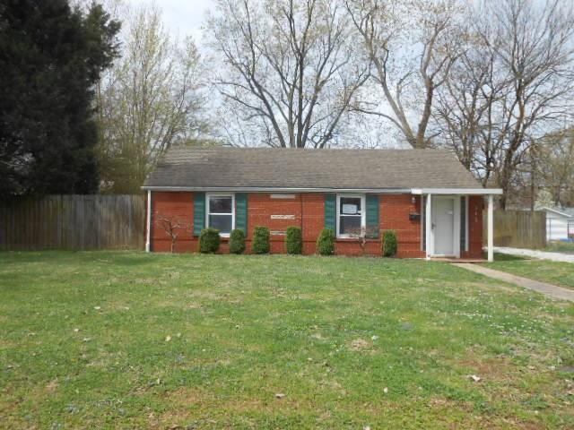 313 Polster Drive, Evansville, IN 47714 (MLS #21635309) :: AR/haus Group Realty