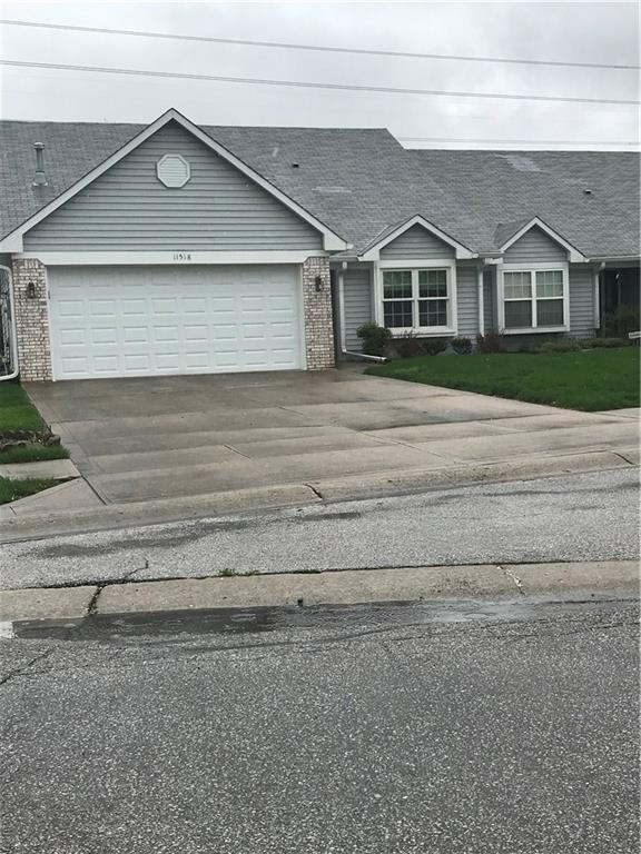 11518 Coastal Way, Indianapolis, IN 46229 (MLS #21635364) :: The Indy Property Source