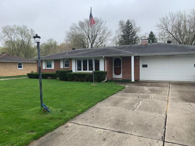3307 River Park Drive, Anderson, IN 46012 (MLS #21635495) :: The ORR Home Selling Team