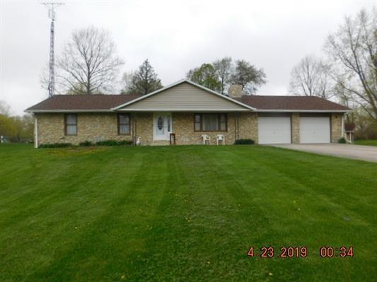 7911 N Schindel Road, Albany, IN 47320 (MLS #21636063) :: The ORR Home Selling Team