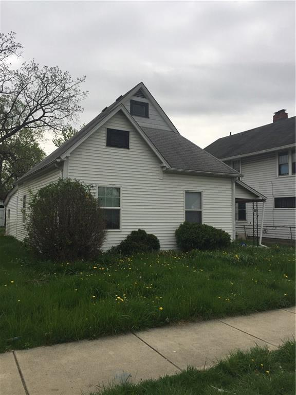 317 N Chester Avenue, Indianapolis, IN 46201 (MLS #21637847) :: AR/haus Group Realty
