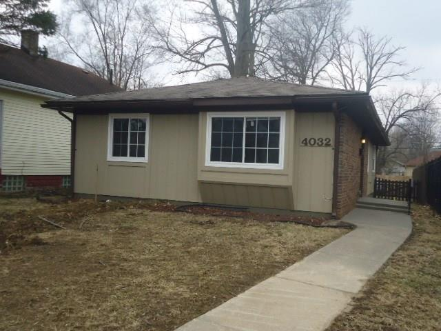 4032 Rookwood Avenue, Indianapolis, IN 46208 (MLS #21638405) :: AR/haus Group Realty