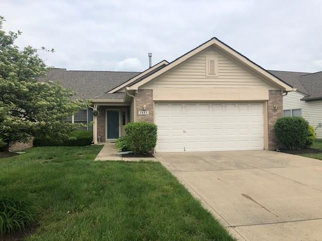 7227 Brant Pointe, Indianapolis, IN 46217 (MLS #21639437) :: Mike Price Realty Team - RE/MAX Centerstone