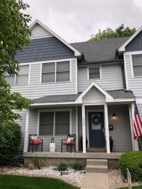 1026 N New Jersey Street, Indianapolis, IN 46202 (MLS #21639943) :: The Indy Property Source