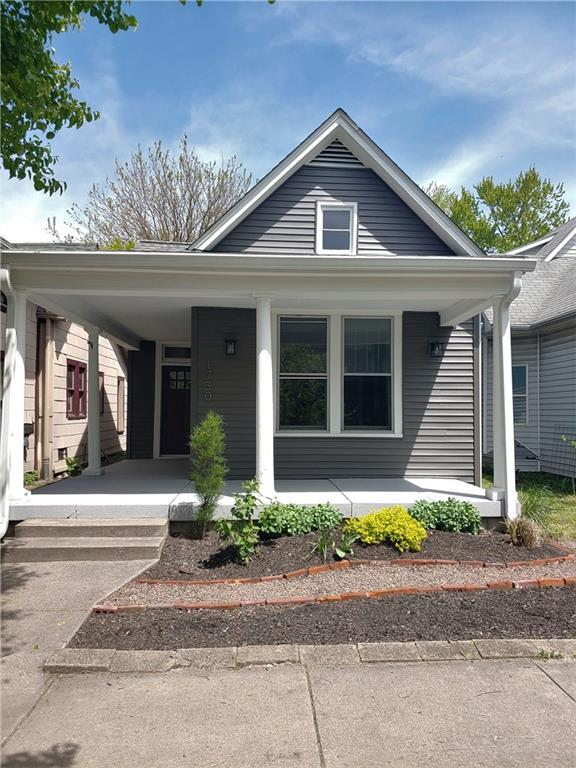 1730 Hoyt, Indianapolis, IN 46203 (MLS #21639994) :: AR/haus Group Realty
