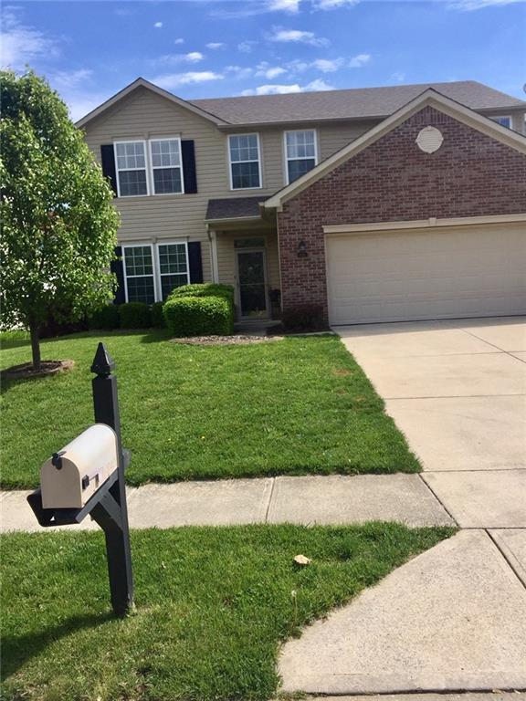 8421 Swift Court, Indianapolis, IN 46237 (MLS #21640056) :: Richwine Elite Group