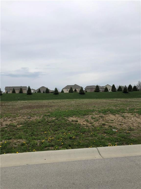 4439 Fresia Lot 9 Drive, Plainfield, IN 46168 (MLS #21640103) :: Mike Price Realty Team - RE/MAX Centerstone