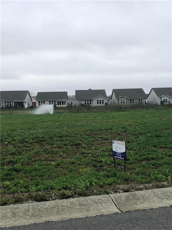 4356 Fresia Lot 21 Drive, Plainfield, IN 46168 (MLS #21640109) :: Your Journey Team