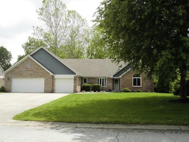 7089 Hidden Valley Drive, Plainfield, IN 46168 (MLS #21640646) :: Mike Price Realty Team - RE/MAX Centerstone