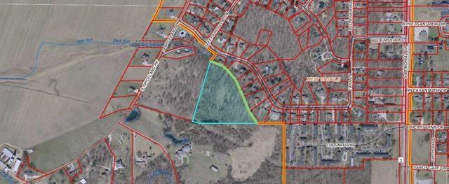 0000 S Spiceland Pike #0, New Castle, IN 47362 (MLS #21641080) :: HergGroup Indianapolis