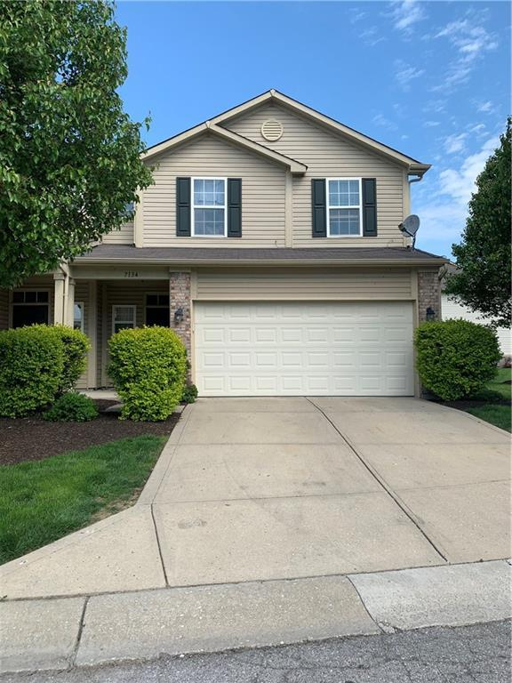7134 Gavin Drive, Indianapolis, IN 46217 (MLS #21641281) :: The Indy Property Source