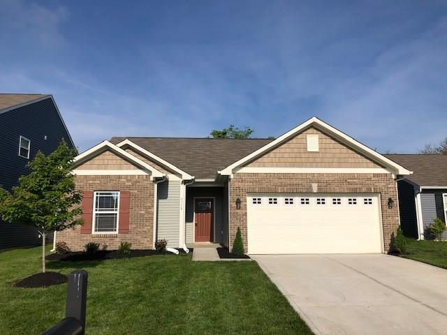 6310 Emerald Field Way, Indianapolis, IN 46221 (MLS #21641302) :: David Brenton's Team