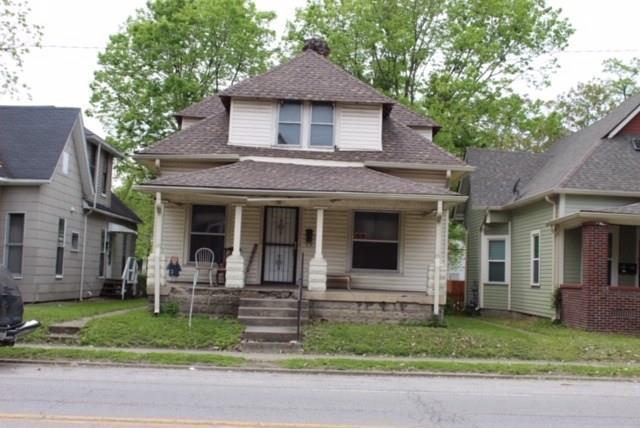 36 N Rural Street, Indianapolis, IN 46201 (MLS #21641389) :: The ORR Home Selling Team