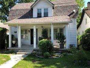 321 W 41st Street, Indianapolis, IN 46208 (MLS #21641627) :: The Indy Property Source