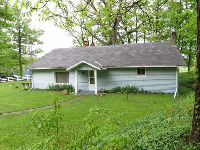 13648 Charles Road, Economy, IN 47339 (MLS #21641683) :: The Indy Property Source