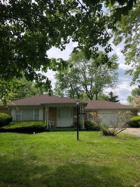5030 Kessler Boulevard North Drive, Indianapolis, IN 46228 (MLS #21641822) :: Richwine Elite Group