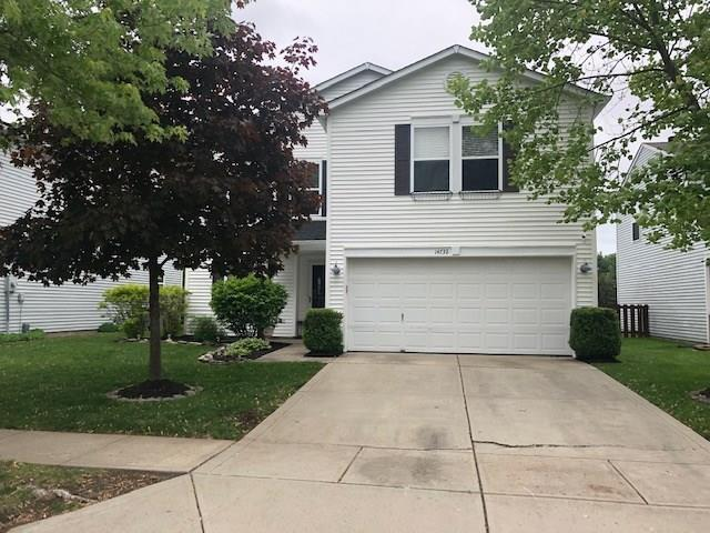 14732 Fawn Hollow Lane, Noblesville, IN 46060 (MLS #21642076) :: Richwine Elite Group