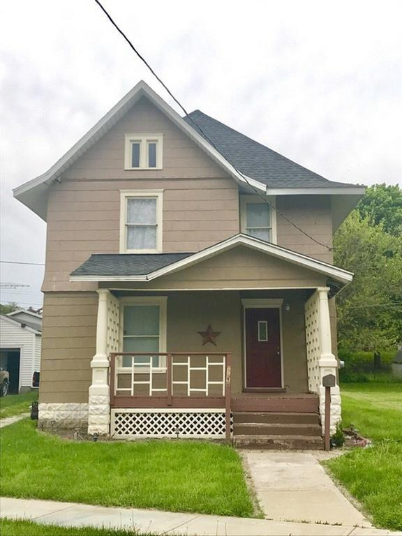 1418 Woodward Avenue, New Castle, IN 47362 (MLS #21642493) :: HergGroup Indianapolis