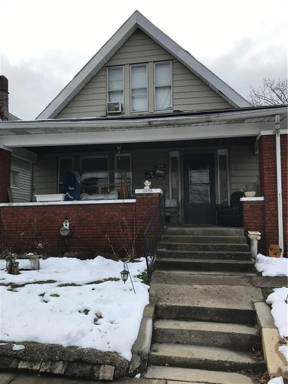 1709 Fletcher Avenue, Indianapolis, IN 46203 (MLS #21642757) :: AR/haus Group Realty