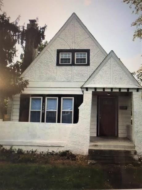326 N Arlington Avenue, Indianapolis, IN 46219 (MLS #21643078) :: Mike Price Realty Team - RE/MAX Centerstone